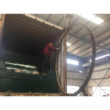 new fully-open door tire pyrolysis machines