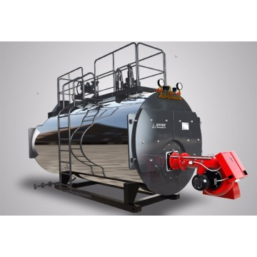 8 Ton Oil Gas Fired Steam Boiler