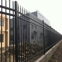 Metal Steel Fence Tube Panel