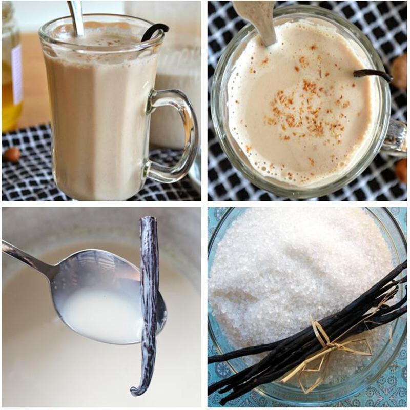Hot Sale Natural Spice Madagascar Vanilla Stick Baked Cake Bread Dessert Vanilla Pod 2.5g / Root, Free Shipping