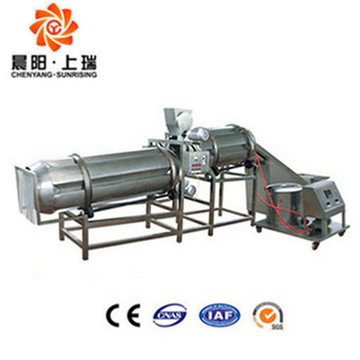 Big capacity floating fish feed making machine