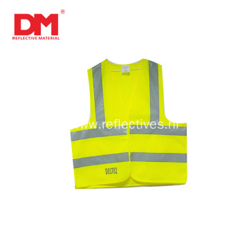 EN 20471 High Visibility  Safety Reflective Vest