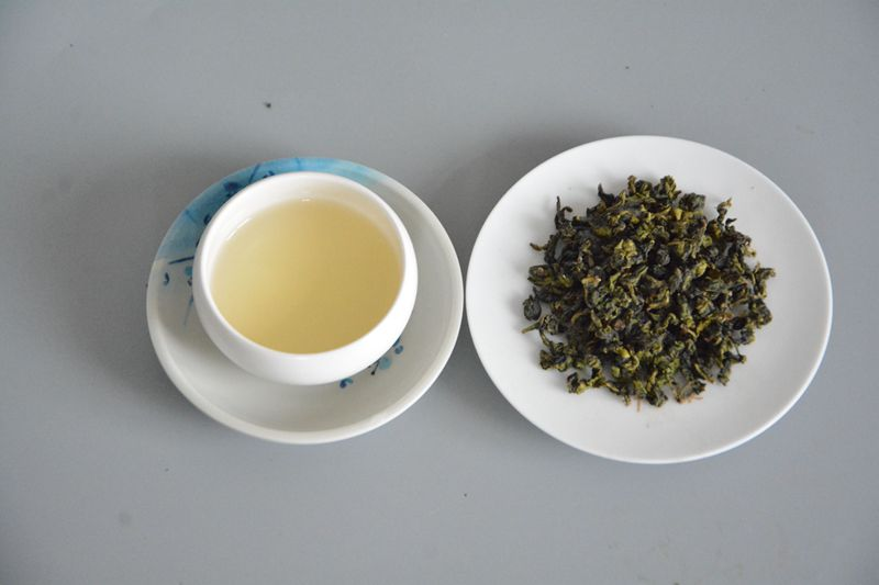 Hunan Junshan Yinzhen milk oolong tea