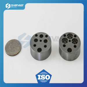 Precision aluminum machined parts