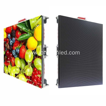 Quality Die Cast Aluminum Rental LED Display Cabinets