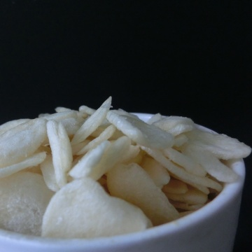 Good low price vf garlic chips