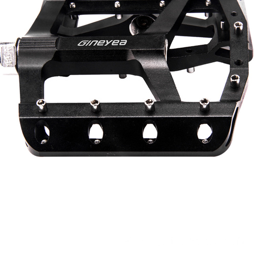 Bicycle Pedal DU Bearing Pedal Platform Aluminum