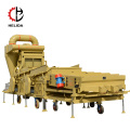 soybean Seed cleaner with gravity table