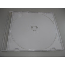 cd case jewel cd box jewel cd cover jewel 5.2mm single with colour tray