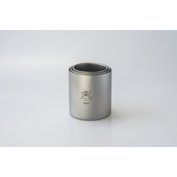 Health and safety Pure Titanium Double-Wall Cup
