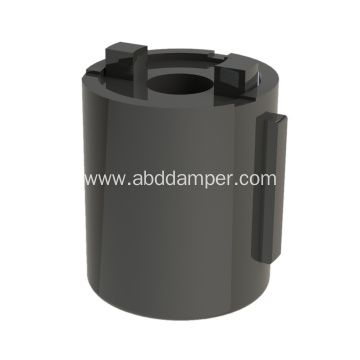 Auto Car Portable Ashtray Rotary Damper Barrel Damper