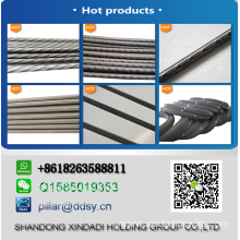 PC wire 4.8mm 7mm export to Myanmar