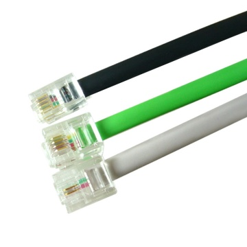 RJ11 Connector Telephone Cable Connection