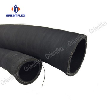 100 mm rubber water delivery hose 25 bar