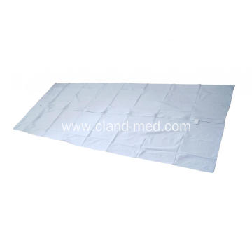 Disposable White  Dead Corpse Body Bag For Dead People