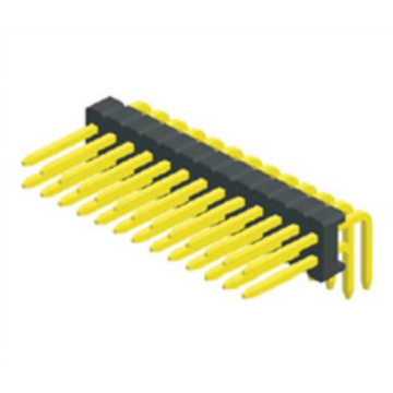 1.27mm Pitch Dual Row Angle Type