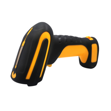 rugged 2d mobile portable barcode gun scanner