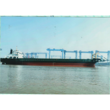 5000T SELF-PROPELLED DECK BARGE WITH RAMPDOOR