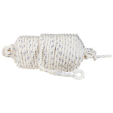 Great toughness 6mm 8mm braided packing nylon rope
