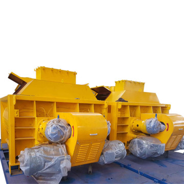 Stationary heavy duty brand 2 yard concrete mixer