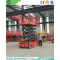 8m Hydraulic Self-propelled Battery Scissor Lift Platform