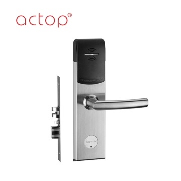 Electronic Door Lock US standard Hotel Card key Lock System