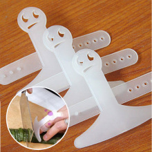 10pcs Funny Armful Daily Chopping Hand Protector Kitchen Knife Cutting Finger Protection Not To Hurt Kitchen Tools