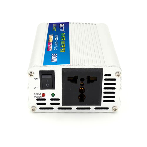 inverter low power rate