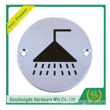 BTB SSP-007SS Mounting Washing Door Sign Plate