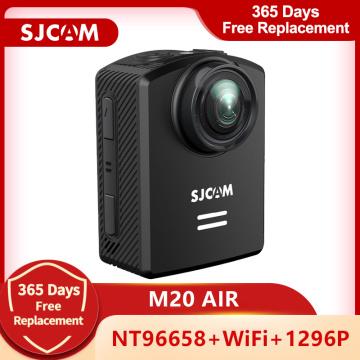 Original SJCAM M20 Air Action Camera WIFI Waterproof 1296P NTK96658 12MP Helmet Video Camera Sports DV