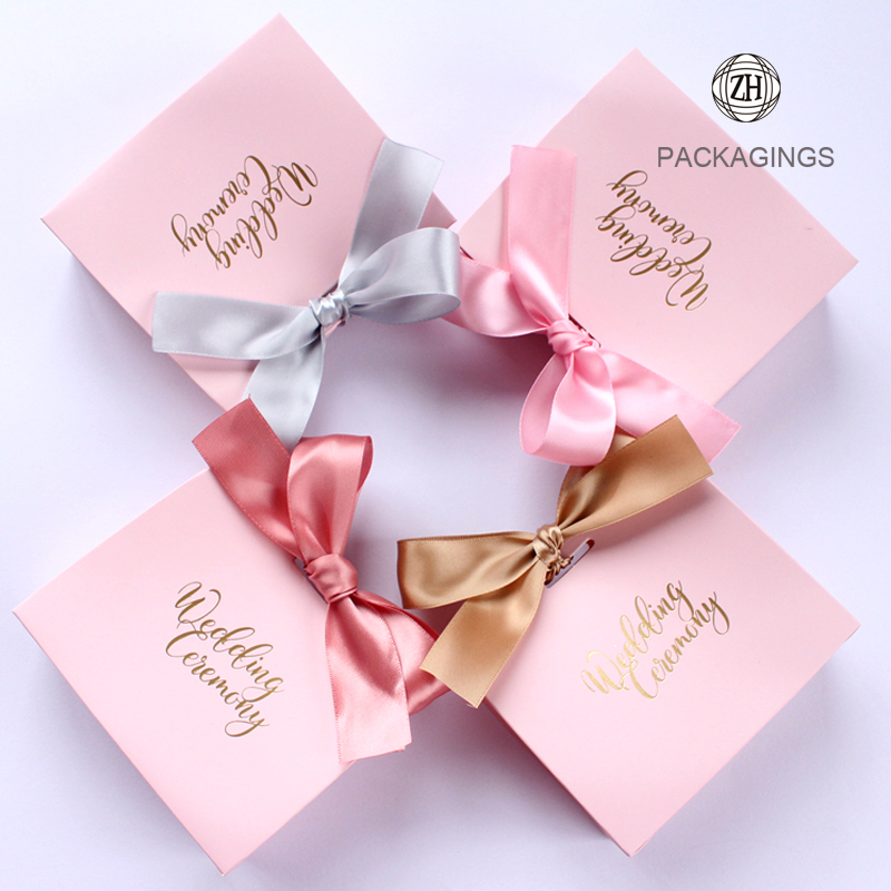 Gift Box Custom Logo New Style Candy Box