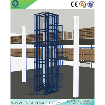 5.0t 15m Best Price Workshop Cargo Lift Table