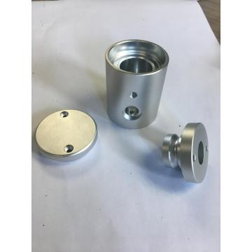 CNC Machining Spotlight Bolulo le Anodized