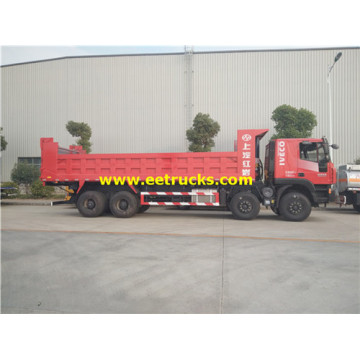IVECO 12 Wheel Mining Dumper Trucks