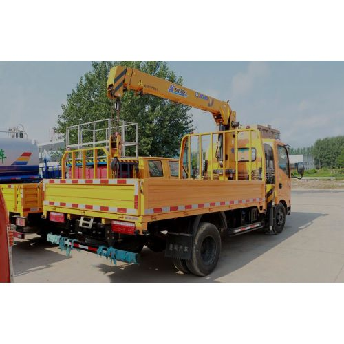 Brand New 3.2t XCMG Crane Truck For Sale