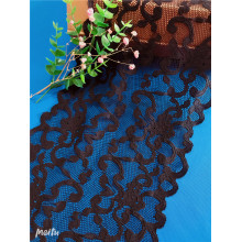 Wholesale Cheap 21cm Textronic Stretch Soft Wide Lace