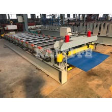 Corrugated Barrel Sheet Roll Forming Machinery