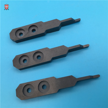 precision hard silicon nitride ceramic custom components