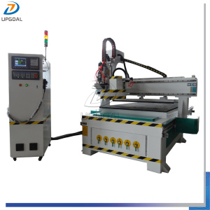 Disc Type ATC CNC Router with 12 Pcs Tools Changing SYNTEC Control