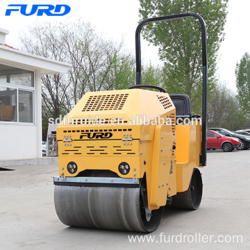 CE Approved Mini Ride-On Vibratory Rollers (FYL-860)