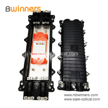 144 Mass Capable Fiber Optic Splice Closure