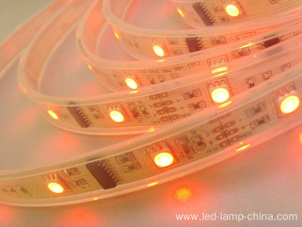 RGB 12v 3014 led flexible strip