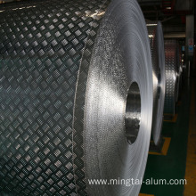 Factory price 1.2 mm Aluminium Chequered Plate per pound