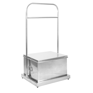 Stainless Steel Maltose Cart