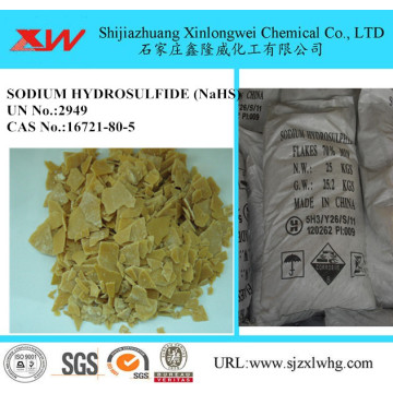 Sodium Hydrosulfide 70% Applications