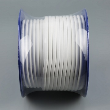 ptfe round cord ptfe lacing cord
