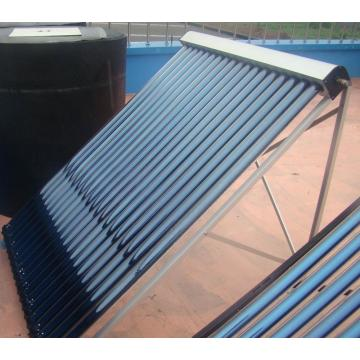 European standard heat pipe solar collector