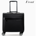 PU luggage sets waterproof anti-scratch suitcase