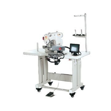 industrial electronic over lock sewing machine