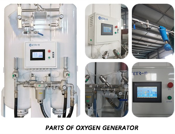 PSA Oxygen Making Equipment For Hospital
